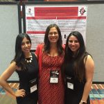 Dr. Gombatto's lab members present research at 2016 ASB Conference