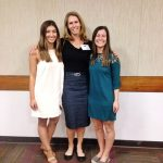 Dr. Maluf Recognized By Mortar Board Honor Society
