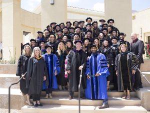 DPT graduates group