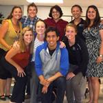 SDSU DPT grads ('15) publish paper in Experimental Brain Research