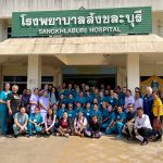 DPT students travel to Thailand for medical mission trip