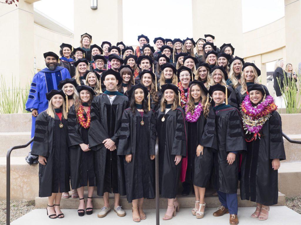 DPT Graduating Class