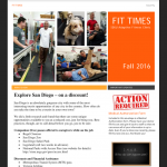 See our newsletter – Fit Times, Fall 2016!