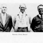 three faculty
