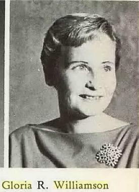 Gloria Williamson