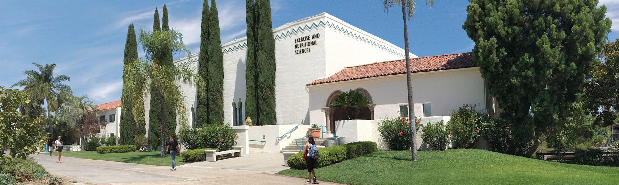 Sdsu School Of Exercise Nutritional Sciences San Diego California