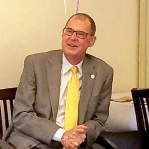 Dr. Fred Kolkhorst