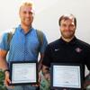 Eric Bartholomae & Austin Swisher Win 2018 American Kinesiology Association Scholar Award