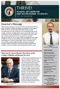Download the Spring 2018 ENS Newsletter
