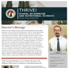 THRIVE! – Spring 2018 ENS Newsletter