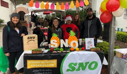SNO booth