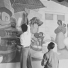 ENS Mural Connects Modern Mexicans With Aztec Ancestry