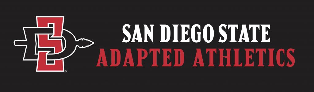 SDSU Adapted Athletics Logo