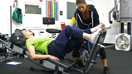 Adaptive Fitness Clinic